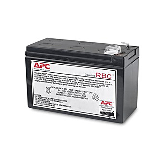 Batterie onduleur APC Batterie RBC110