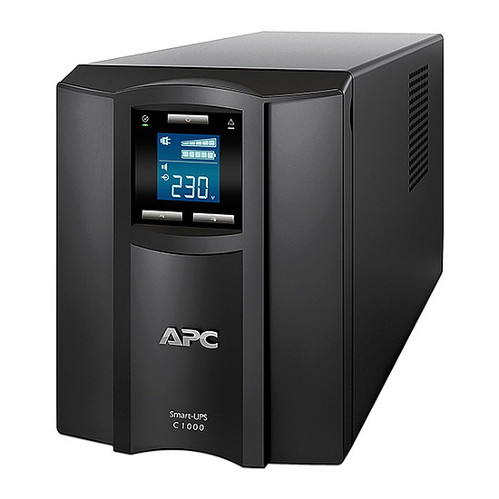 Onduleur APC Smart UPS C 1000VA LCD