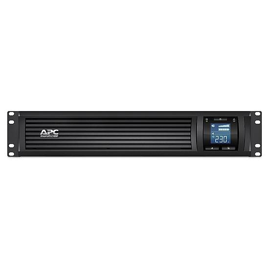 Onduleur APC Smart-UPS C 1000VA LCD RM 2U