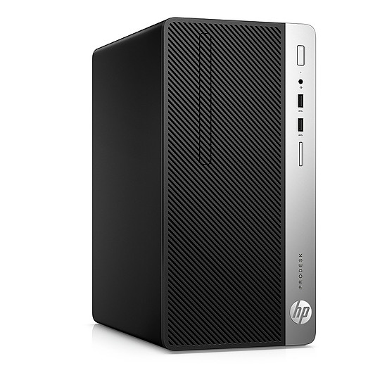 PC de bureau HP ProDesk 400 G4 - i5 - 4 Go - SSD