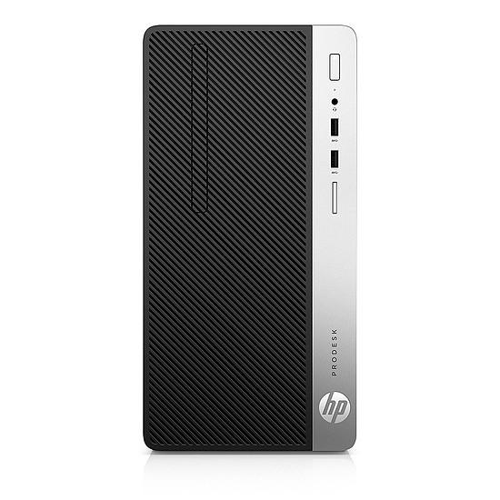PC de bureau HP ProDesk 400 G4 MT - i5 - 4 Go - 500 Go HDD - Autre vue
