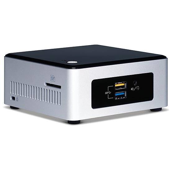 "Barebone Intel NUC Celeron Braswell NUC5CPYH - Baie 2,5"" HDD"