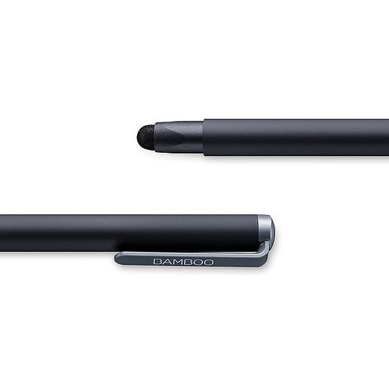 Accessoires tablette tactile Wacom Stylet Bamboo Stylus Solo 4 Noir - Autre vue