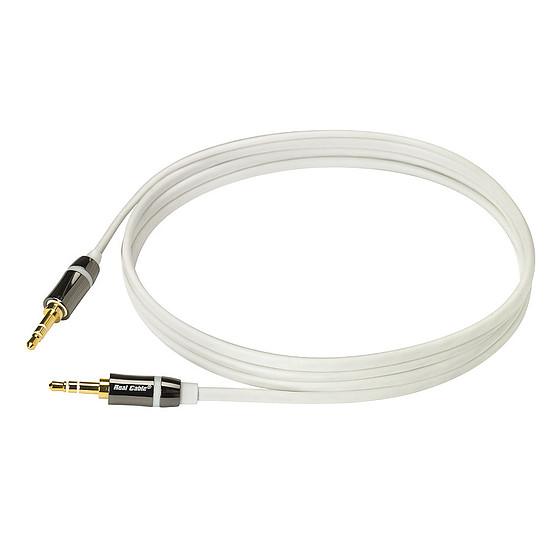 Câble audio Jack Real Cable Câble audio iPlug J35M Jack 3,5 mm - 1,5 m