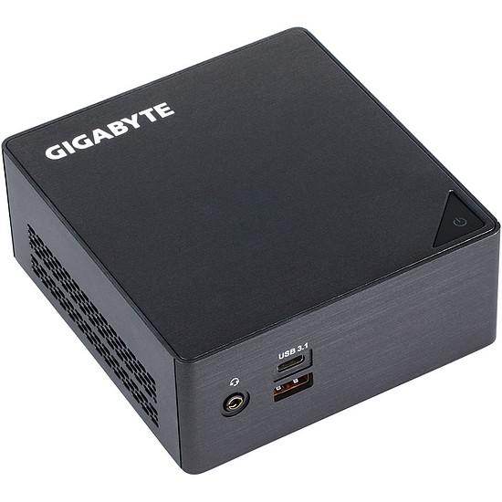 """Barebone Gigabyte BRIX Core i7 GB-BKi7HA-7500 Baie 2,5"""" HDD / SSD"""