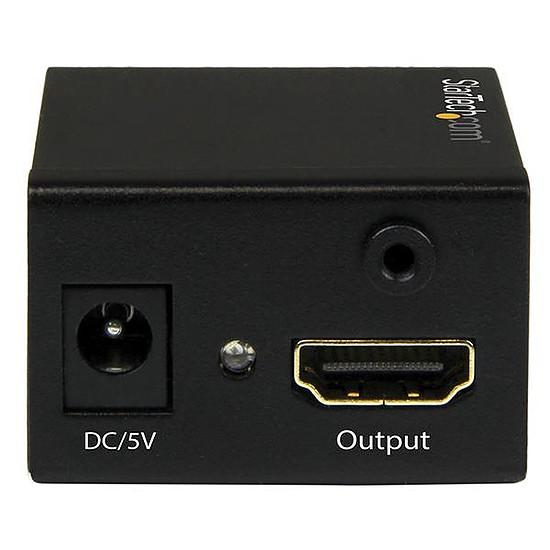 HDMI StarTech.com Amplificateur de signal HDMI à 35m - 1080p