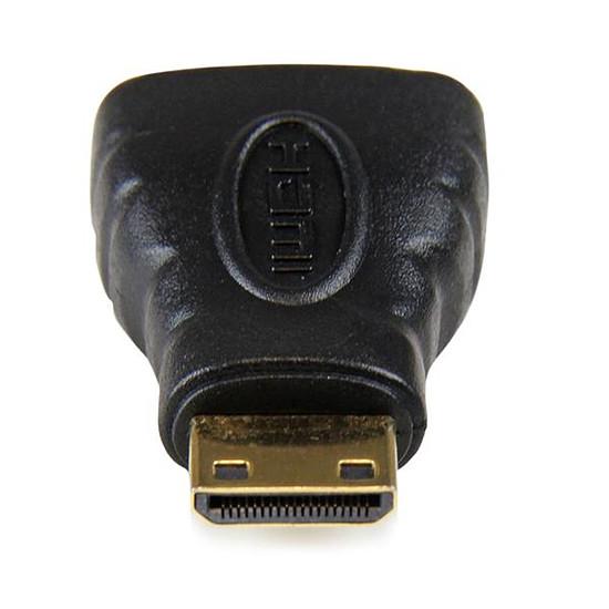HDMI StarTech.com Adaptateur mini HDMI / HDMI (M/F) - Autre vue