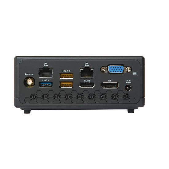 Barebone Zotac ZBOX NANO CI549 - Autre vue
