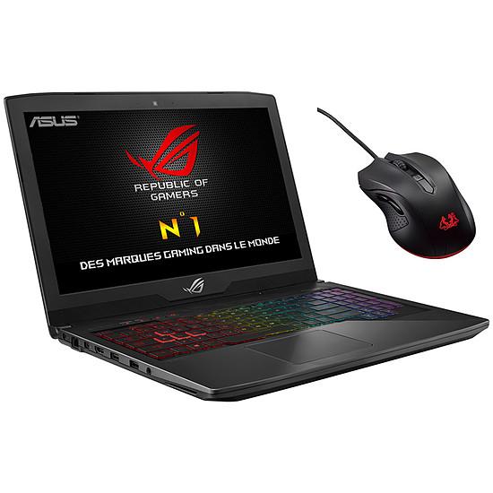 PC portable Pack Asus ROG GL503GE-EN041T + Souris Cerberus offerte