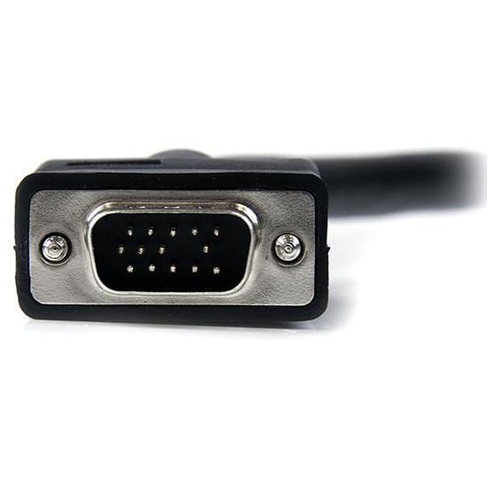 VGA StarTech.com Câble vidéo VGA coaxial - 15 m - Autre vue