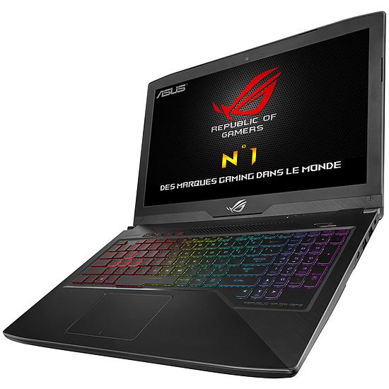 PC portable Pack Asus ROG GL503GE-EN040T + Souris Cerberus offerte - Autre vue