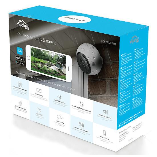 Caméra IP D-Link pack 2 caméras DCS-2802KT-EU - Autre vue