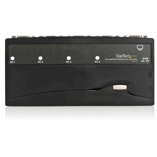 KVM StarTech.com Commutateur KVM 4 Ports VGA PS/2 avec Câbles - Autre vue