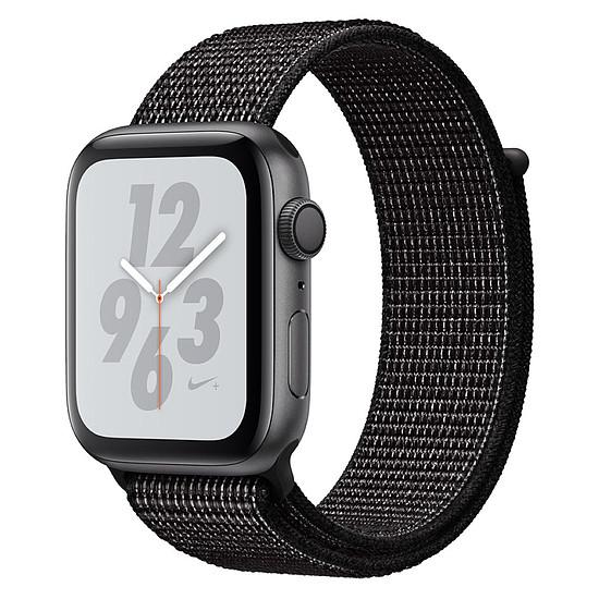 Montre connectée Apple Watch Series 4 Nike+ (gris sidéral - noir) - GPS - 44 mm