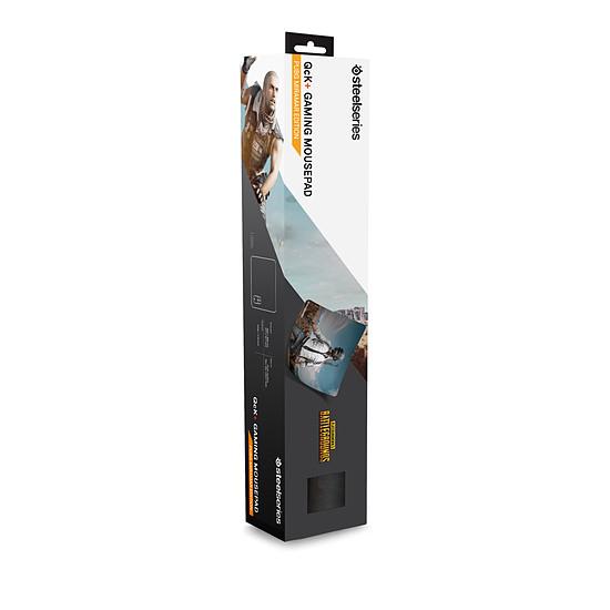 Tapis de souris SteelSeries QcK+ - PUBG Miramar Edition - Autre vue