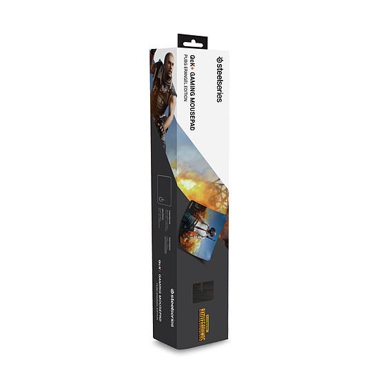Tapis de souris SteelSeries QcK+ - PUBG Erangel Edition - Autre vue