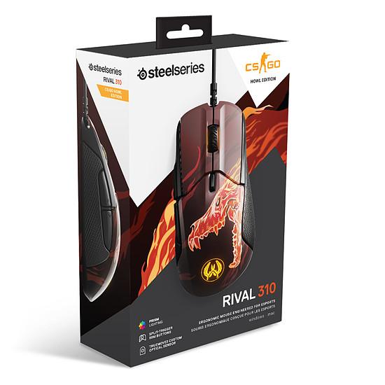 Souris PC SteelSeries Rival 310 - CS:GO Howl Edition - Autre vue