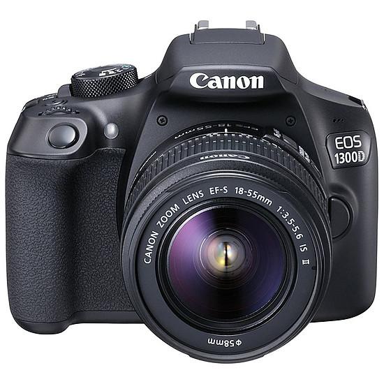 Appareil photo Reflex Canon EOS 1300D + EF-S 18-55 mm DC III