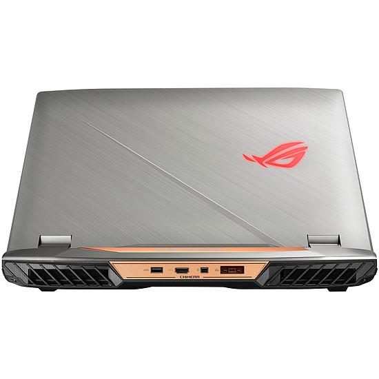 PC portable Pack Asus ROG GRIFFIN E5092T + Casque ROG Strix Fusion offert - Autre vue
