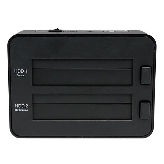 Dock pour disque dur StarTech.com Duplicateur et effaceur USB 3.0 pour disque dur - Autre vue
