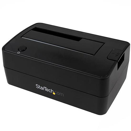 Dock pour disque dur StarTech.com Station d'accueil USB 3.1/SATA avec UASP