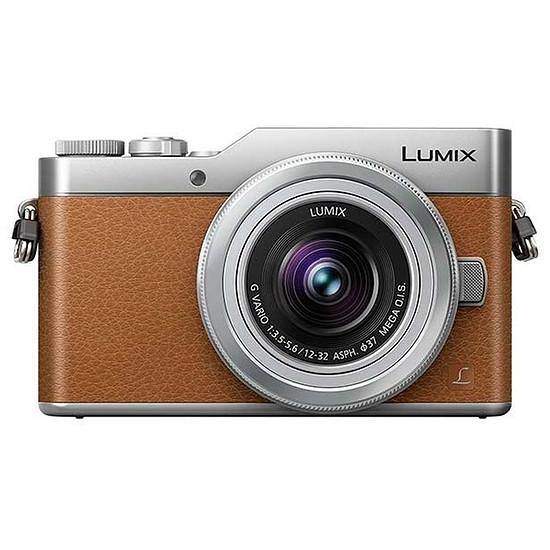 Appareil photo hybride Panasonic Lumix GX800 Marron + 12-32 mm