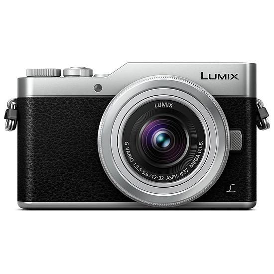 Appareil photo hybride Panasonic Lumix GX800 Silver + 12-32 mm