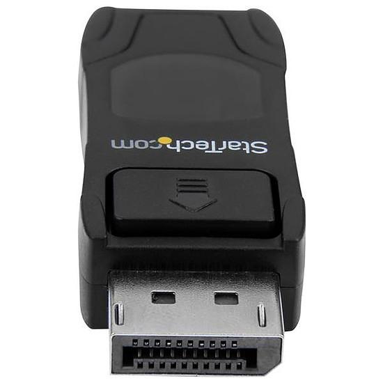 DisplayPort StarTech.com Adaptateur passif DisplayPort vers HDMI - 4K - Autre vue