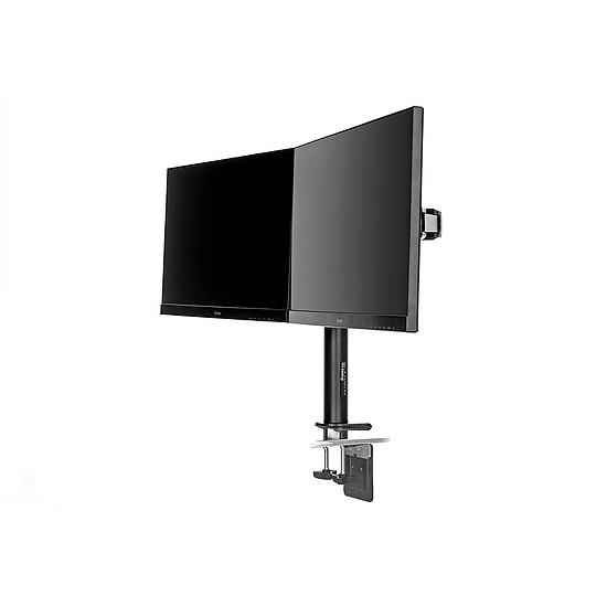 Écran PC Iiyama G2530HSU-B1 (x2) + Support DS1002C-B1 - Autre vue
