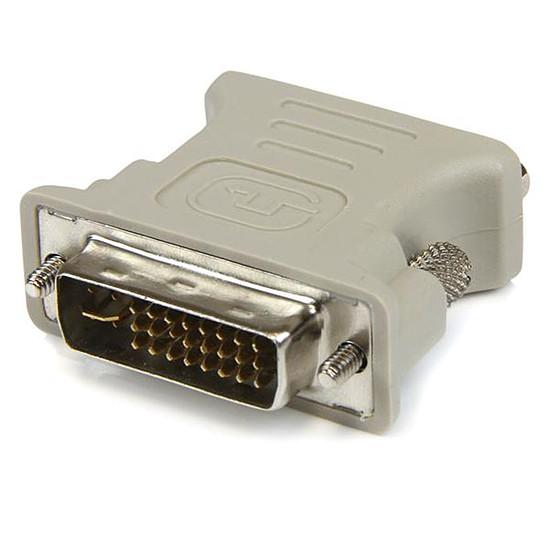 VGA StarTech.com Adaptateur vidéo DVI-I Dual Link / VGA (M/F) - Autre vue