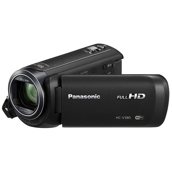 Caméscope Panasonic HC-V380EG-K