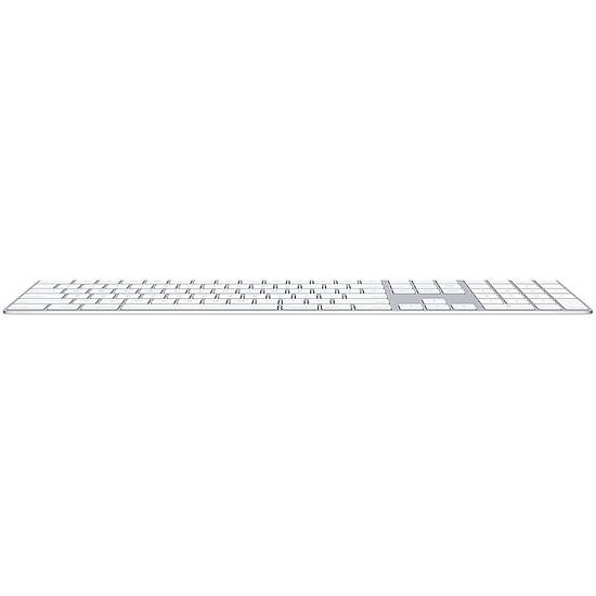 Clavier PC Apple Magic Keyboard avec pavé numérique - QWERTZ CH - Autre vue