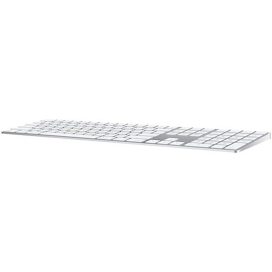 Clavier PC Apple Magic Keyboard avec pavé numérique - Argent - Autre vue