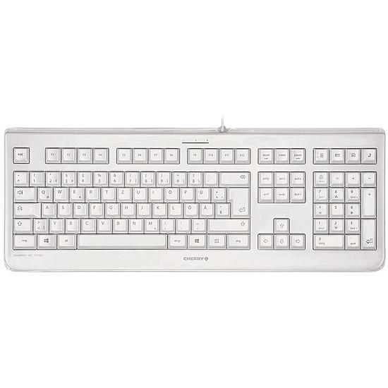 Clavier PC Cherry KC 1068 - Gris