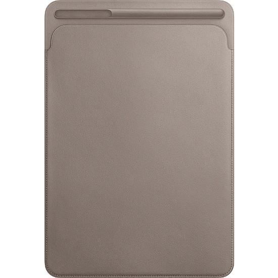 """Accessoires tablette tactile Apple Etui en cuir Taupe pour Ipad Pro 10.5"""""""