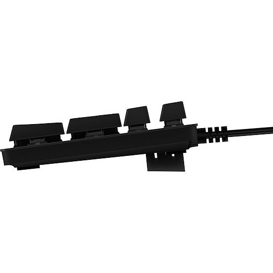 Clavier PC Logitech G413 - Romer-G Tactile - Argent - Autre vue