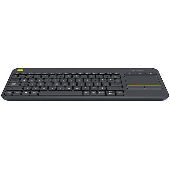 Clavier PC Logitech K400 Plus - Noir - Autre vue