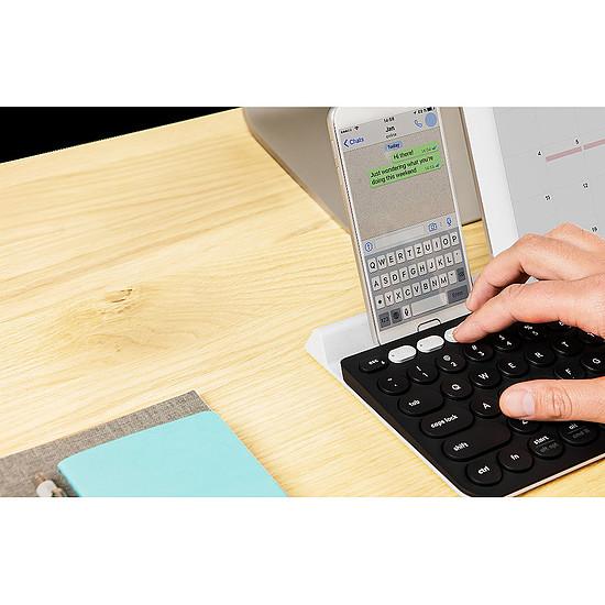 Clavier PC Logitech K780 Multi-Device - Autre vue