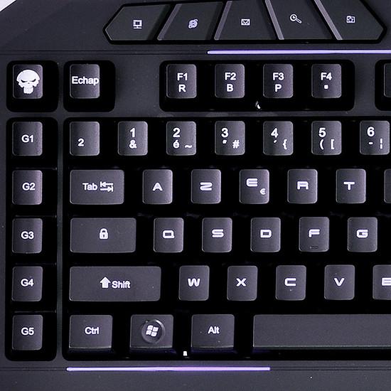 Clavier PC Spirit Of Gamer XPERT-K9 - Autre vue