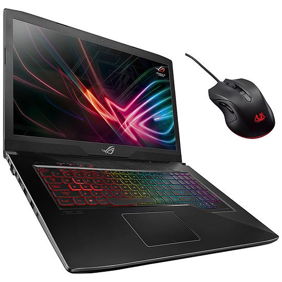 PC portable Pack Asus ROG STRIX GL703GE-GC173T + Souris Cerberus offerte