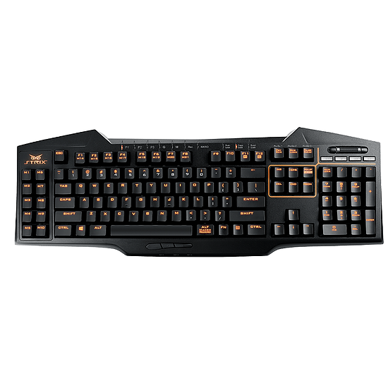 Clavier PC Asus Strix Tactic Pro - Cherry MX Red