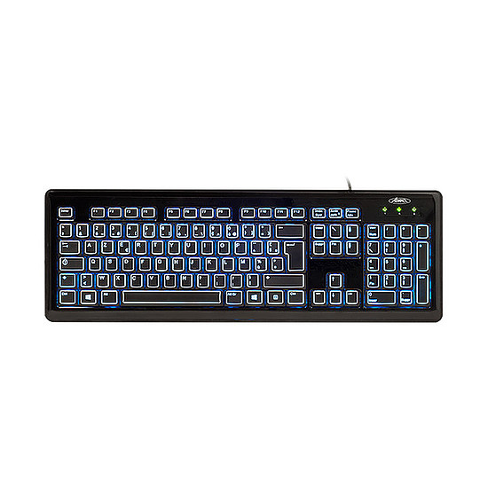 Clavier PC Advance Keylight LED