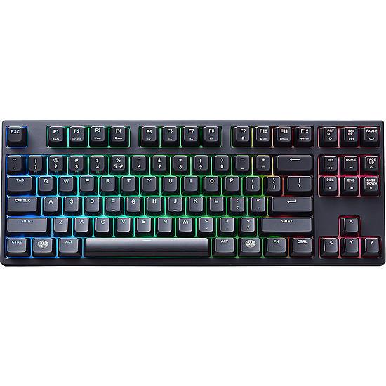 Clavier PC Cooler Master MasterKeys Pro S RGB - Cherry MX Red