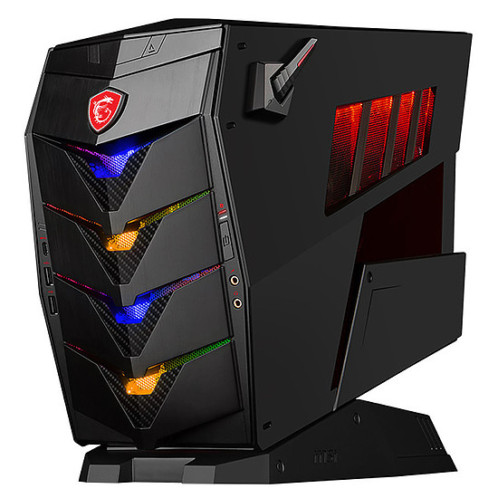 PC de bureau MSI Aegis 3 8RC-061FR - i5 - GTX 1060 - 8 Go - SSD - Intel Optane 16 Go