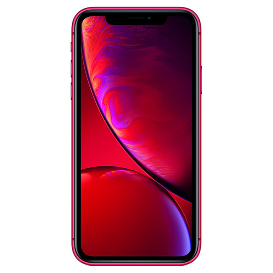 Smartphone et téléphone mobile Apple iPhone XR (rouge) - 128 Go -  PRODUCT(RED)
