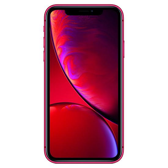 Smartphone et téléphone mobile Apple iPhone XR (rouge) - 64 Go -  PRODUCT(RED)