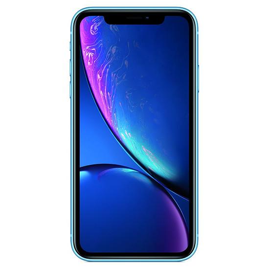Smartphone et téléphone mobile Apple iPhone XR (bleu) - 128 Go