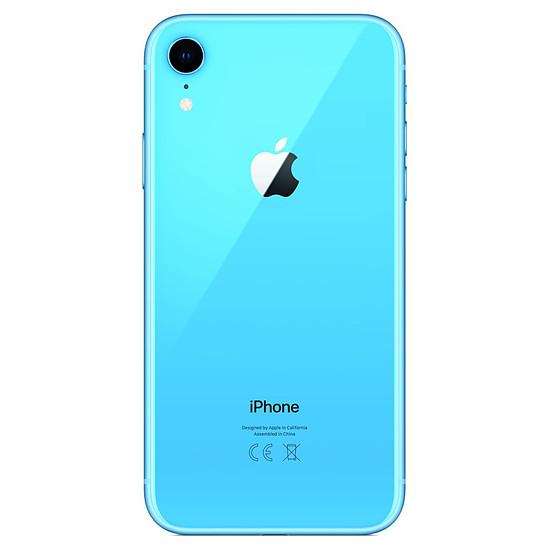 Smartphone et téléphone mobile Apple iPhone XR (bleu) - 64 Go - Autre vue