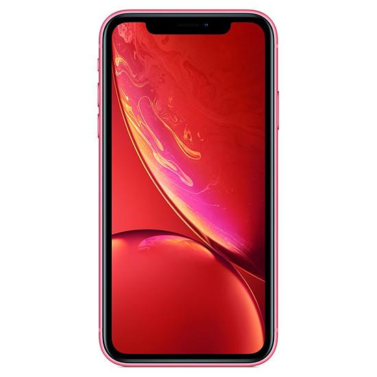 Smartphone et téléphone mobile Apple iPhone XR (corail) - 128 Go