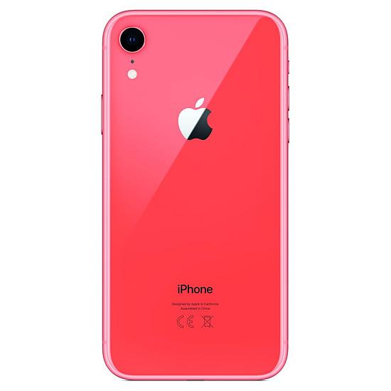 Smartphone et téléphone mobile Apple iPhone XR (corail) - 128 Go - Autre vue
